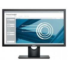 Монитор 21.5'' Dell E2216H LED. 1920x1080. 5ms. 250 cd/m2. 1000:1. D-Sub. DP. Black 216H-1941