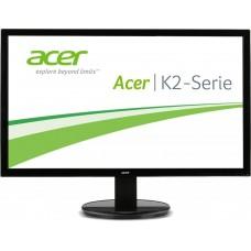 Монитор Acer 21.5'' k222hqlb черный tn+film led 5ms 16:9 матовая 100000000:1 200cd 90гр/65гр 1920x1080 d-sub fhd 3.1кг UM.WX3EE.002