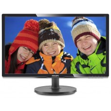 Монитор Philips 206v6qsb6 black 206V6QSB6/62