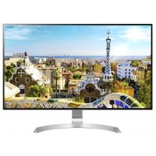 Монитор LG 32UD99-W 31.5'' серебристый IPS LED 16:9 HDMI M/M матовая HAS 1300:1 550cd 3840x2160 DisplayPort Ultra HD USB 32UD99-W.ARUZ
