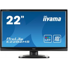 iiyama ProLite E2282HS-B1 Black