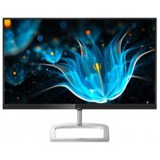 Монитор Philips 246E9QSB/00 23.8'' Silver-black (IPS. LED. 1920X1080. 5 MS. 178/178. 250 CD/M. 20M:1. +DVI) 246E9QSB/00