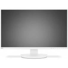 Монитор NEC 27'' EA271F-WH/EA271F-BK (белый) LCD Wh/Wh (IPS; 16:9; 250cd/m2; 1000:1; 6ms; 1920x1080; 178/178; VGA; DVI; HDMI; DP; 4хUSB; HAS 150mm; Swiv; Tilt; Pivot; Human Sensor; Spk 2x1W)