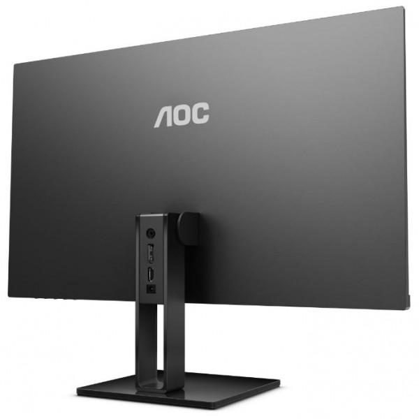 Монитор AOC 24V2Q 23.8'' black 24V2Q
