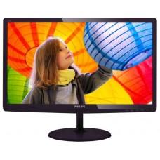 Монитор 23.6'' Philips 247e6qdad ips-ads 1920x1080 16:9 5ms vga. dvi. mhl-hdmi. 20m:1 178/178 250cd. speakers black-cherry. 247E6QDAD/01