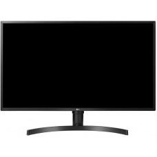 Монитор LG 31.5'' 32UK550-B черный VA LED 4ms 16:9 HDMI M/M матовая HAS Pivot 3000:1 300cd 178гр/178гр 3840x2160 DisplayPort Ultra HD 7кг
