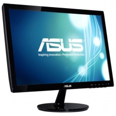 Монитор 18.5 ASUS VS197DE [TN. LED. 1366x768. 1000:1. DC 50M:1. 5мс GtG. 90гор/50вер. D-Sub]