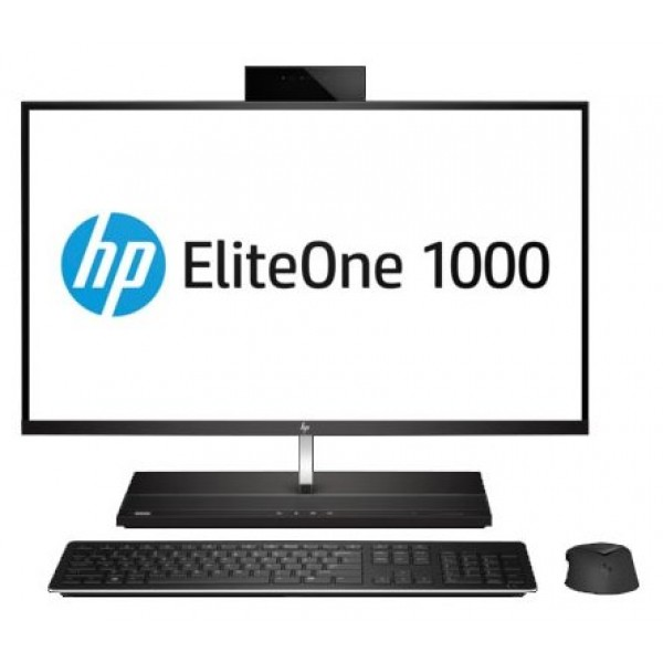 Моноблок Hp eliteone 1000 g1 Aio 27'' core i5-7500 4gb (1x4gb).256gb ssd.wrless kbd.mouse.intel ac 2x2 bt/wlan bt4.2wwvpro label/ir+2mp dual webcam 2LT99EA