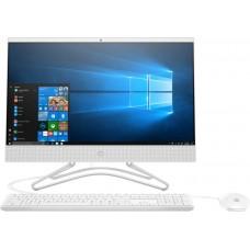 Моноблок HP 22-c0013ur 21.5''(1920x1080)/Intel Pentium J5005(1.5Ghz)/4096Mb/500Gb/noDVD/Int:Intel HD Graphics 600/Snow White/W10 + USB KBD. USB MOUSE 4GV19EA