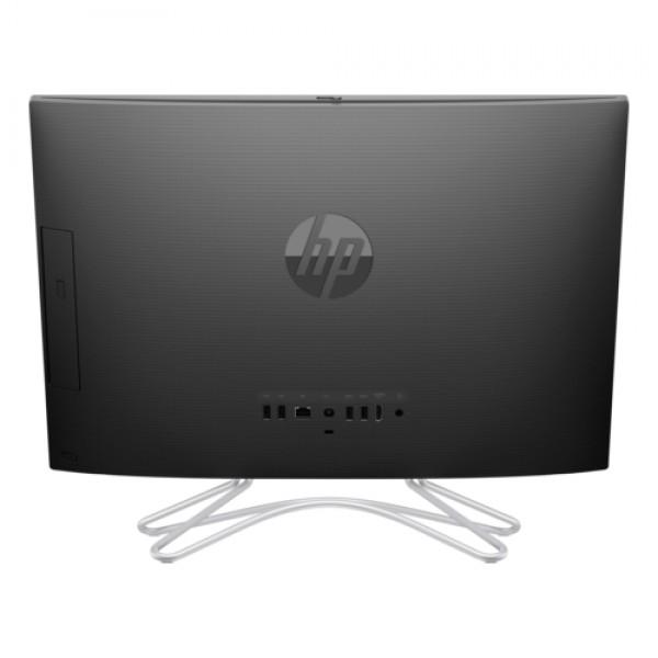 Моноблок HP 22-c0028ur AiO 21.5''(1920x1080)/Intel Core i3 8130U(Ghz)/8192Mb/128PCISSD+1000Gb/noDVD/Int:Intel HD Graphics 620/Jack Black/W10 4HE62EA