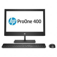 Моноблок HP ProOne 400 G4 All-in-One NT 20''(1600x900)Core i3-8100T.4GB.256GB M.2.DVD.Slim kbd/mouse.HA Stand.VESA Plate DIB.Intel 9560 BT.HD 720p 5BL85ES