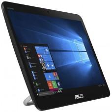 Моноблок ASUS V161GAT Black Intel Celeron N4000 1100 MHz/15.6''/1366x768/4Gb/128Gb/no DVD/Intel UHD Graphics 600/Wi-Fi/Bluetooth/DOS 90PT0201-M03260