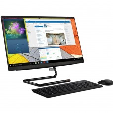 Lenovo IdeaCentre A340-22IGM Black F0EA000MRK (Intel Pentium J5005 1.5 GHz/4096Mb/1000Gb/DVD-RW/Intel HD Graphics/Wi-Fi/Bluetooth/Cam/21.5/1920x1080/DOS) F0EA000MRK