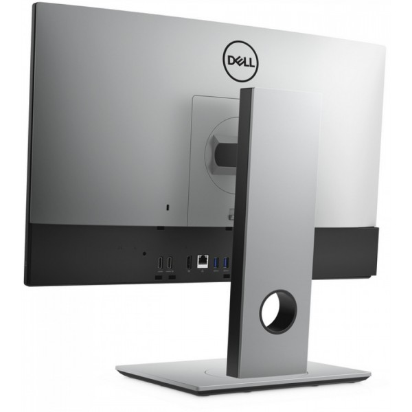 Моноблок Dell Optiplex 7470 23.8'' Full HD i7 9700 (3)/8Gb/1Tb 7.2k/SSD256Gb/GTX1050 4Gb/Windows 10 Professional 64/GbitEth/WiFi/BT/клавиатура/мышь/Cam/черный 1920x1080