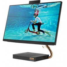 Моноблок Lenovo IdeaCentre AIO A540-24ICB   23.8''(1920x1080)/Intel Core i3 9100T(3.1Ghz)/8192Mb/1000Gb/noDVD/Int:Intel UHD Graphics 630/BT/WiFi/war 1y/black/DOS + Клавиатура, мышь USB