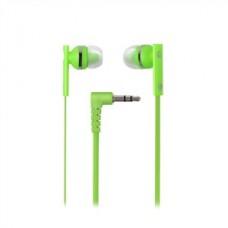 Наушники Gal m-005g-f зеленый