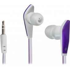 Наушники стерео Defender Trendy-706 для MP3.сиреневый.белый. 1.1 м 63706 63706