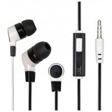 Гарнитура Dialog ES-05 Black с микрофоном ES-05black