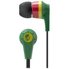 Наушники с микрофоном Yison d2 внутриканальные красные