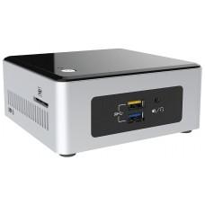 Платформа Intel NUC5I3RYHS NUC kit Intel Core i3 5005U/no DVD/Intel HD Graphics 5500/Wi-Fi/Bluetooth/no OS BOXNUC5I3RYHS