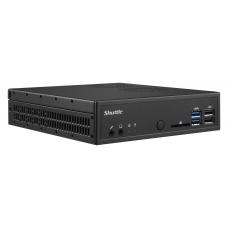 Платформа Shuttle DH310S Intel H310C Support Intel Coffee lake-S 65WCPU. 2xDDR4 2666 Mhz Max.32G. HDMI. DP. Dua Gbit LAN/ M.2 x2 2230 E. 2280 M DH310S