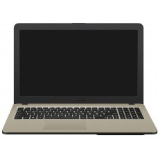 ASUS X540MA-GQ917 90NB0IR1-M16790 (Intel Celeron N4100 1.1GHz/4096Mb/128Gb SSD/Intel HD Graphics/Wi-Fi/15.6/1366x768/Endless) 90NB0IR1-M16790
