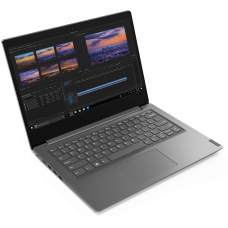 Lenovo V14-IIL Grey 82C400RYRU (Intel Core i5-1035G1 1.0 GHz/8192Mb/256Gb SSD/Intel HD Graphics/Wi-Fi/Bluetooth/Cam/14.0/1920x1080/DOS)