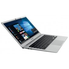 Ноутбук Digma Eve 300 Atom X5 Z8350/2Gb/SSD32Gb/Intel HD Graphics 400/13.3/IPS/FHD (1920x1080)/Windows 10 Home 64/silver""