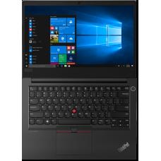 Ноутбук ThinkPad  E14-IML  14'' FHD (1920x1080)IPS, _I7-10510U, Intel UHD Graphics, 8GB DDR4, 256GB SSD , No ODD, WiFi, BT, FPR, no WWAN, 720P, 3 cell, Win10Pro, black, 1.75kg, 1y.c.i
