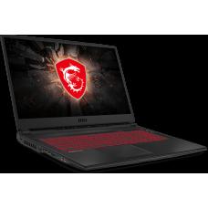 Ноутбук MSI GL75 10SDK-251RU Comet lake i5-10300H/8GB/512GB SSD/noODD/17.3'' FHD, IPS 144Hz TBezel/GTX1660 Ti, GDDR6 6GB/WiFi+BT/Win 10 /Black