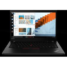 Ноутбук Lenovo ThinkPad T14 G1 T Core i5 10210U/8Gb/SSD256Gb/Intel UHD Graphics/14''/IPS/FHD (1920x1080)/4G/Windows 10 Professional 64/black/WiFi/BT/Cam