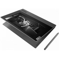 Ноутбук Lenovo Thinkbook Plus 13.3'' FHD (1920x1080) IPS AG + 10.8'' E Ink FHD (1920x1080) AG, i5-10210U 1.6G, 8GB DDR4 2666, 256GB SSD M.2, Intel UHD, WiFi, BT, FPR, Pen, 4cell 45Wh, 65W, Win 10 Pro, 1Y CI, 1.4kg
