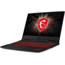 Ноутбук MSI GL65 Leopard 10SDRK-406RU Core i5 10300H/8Gb/SSD512Gb/NVIDIA GeForce GTX 1660 Ti 6Gb/15.6''/IPS/FHD (1920x1080)/Windows 10/black/WiFi/BT/Cam
