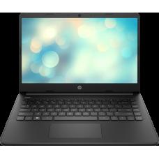 Ноутбук HP 14s-fq0019ur Athlon Silver 3050U/4Gb/SSD256Gb/AMD Radeon/14''/IPS/FHD (1920x1080)/Free DOS/black/WiFi/BT/Cam
