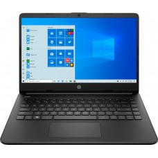 Ноутбук HP 14s-dq1031ur Core i3 1005G1/8Gb/SSD256Gb/14'';/IPS/FHD/noOS/black (22M79EA)