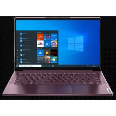 Ноутбук Lenovo Yoga Slim7 14ARE05 Ryzen 5 4600U/16Gb/SSD512Gb/AMD Radeon/14''/IPS/FHD (1920x1080)/Windows 10/violet/WiFi/BT/Cam