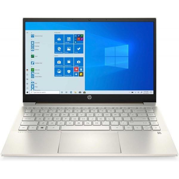 HP Pavilion 14-dv0034ur Gold 2X2W0EA (Intel Core i5-1135G7 2.4 GHz/16384Mb/512Gb SSD/Intel Iris Xe Graphics/Wi-Fi/Bluetooth/Cam/14.0/1920x1080/Windows 10)