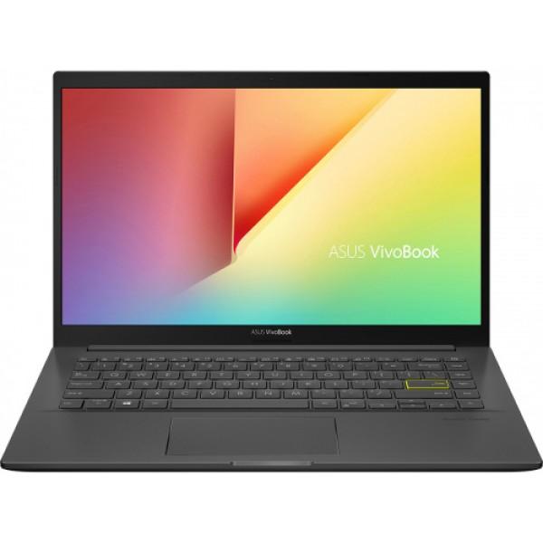 ASUS VivoBook K413JA-EB534T 90NB0RCF-M07510 (Intel Core i5-1035G1 1.0 GHz/8192Mb/512Gb SSD/Intel UHD Graphics/Wi-Fi/Bluetooth/Cam/14.0/1920x1080/Windows 10 Home 64-bit)