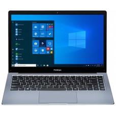 Ноутбук 14.1'' HD Prestigio 133 C4 metal grey (AMD A4 9120e/4Gb/64Gb Flash/noDVD/VGA int/W10Pro) (PSB133C04CGP_MG_CIS)