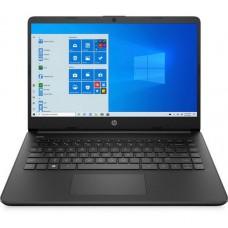 Ноутбук HP14 14s-fq0023ur 14'' HD, AMD Athlon 3050U, 4Gb, 256Gb SSD, no ODD, Win10, черный