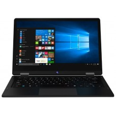 Ноутбук Irbis NB116 Intel Z8350 4x1.92Ghz (QuadCore)/4GB/32GB/11.6 (1920x1080IPS)/DVD нет/Win 10 Black""