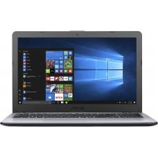 Ноутбук Asus VivoBook X542UF-DM071T Core i5 8250U/8Gb/ 1Tb/nVidia GeForce Mx130 2Gb/15.6''/FHD (1920x1080)/ Win10/dk.grey/WiFi/BT/Cam/90NB0IJ2-M04940 90NB0IJ2-M04940