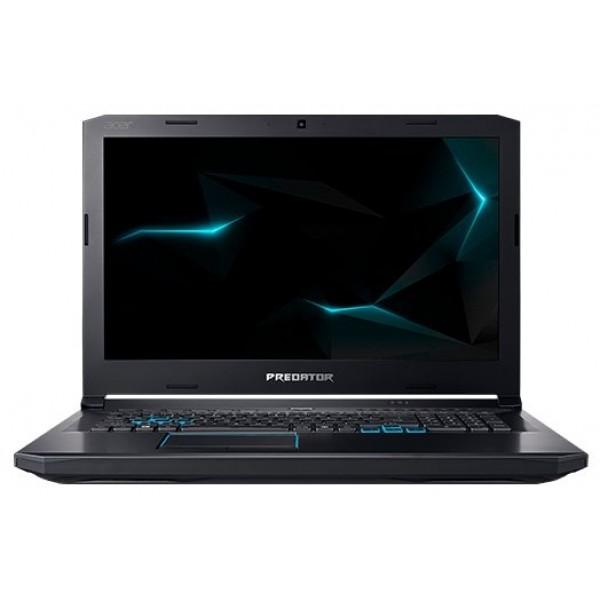 Ноутбук Acer Predator Helios 500 PH517-51-74ZA Core i7 8750H/ 32Gb/1Tb/SSD256Gb+256Gb/GeForce GTX 1070 8Gb/17.3''/ IPS/UHD 3840x2160/Win10/NH.Q3PER.004 NH.Q3PER.004