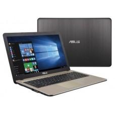 Ноутбук Asus x540ya-xo047t bts 15.6''hd/amd e1-7010/2gb/500gb/amd radeon r2/noodd/wifi/bt/windows 10/chocolate black 90NB0CN1-M00670