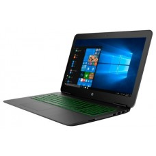 Ноутбук HP 15-bc433ur Core i5 8300H/8Gb/1Tb/SSD128Gb/nVidia GeForce GTX 1050 4Gb/15''/IPS/FHD (1920x1080)/Free DOS 64/green/WiFi/BT/Cam 4HA77EA