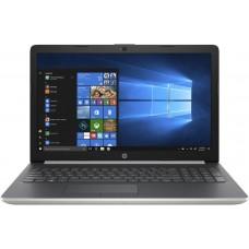 Ноутбук HP 15-db0095ur Ryzen 5 2500U/8Gb/1Tb/SSD128Gb/AMD Radeon Vega 8/15.6''/SVA/HD (1366x768)/Windows 10/silver/WiFi/BT/Cam 4JU41EA