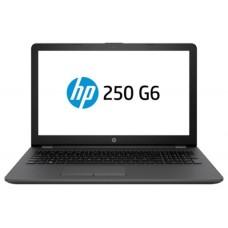 Ноутбук HP 250 G6  Intel Celeron N4000 1100 MHz/15.6''/1366x768/4GB/1000GB HDD/DVD-RW/Intel UHD Graphics 600/Wi-Fi/Bluetooth/DOS 4WV08EA