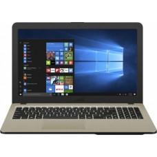 Ноутбук Asus X540MA-GQ064T Celeron N4000 (1.1)/4G/500G/15.6'' HD AG/Int:Intel UHD 600/noODD/BT/Win10 Black 90NB0IR1-M03660