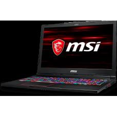 Ноутбук MSI GE63 Raider RGB 8SG-230RU i7-8750H (2.2)/16G/1T+256G SSD/15.6''FHD 144Hz IPS/NV RTX2080 8G/noODD/BT/Win10 Black 9S7-16P722-230