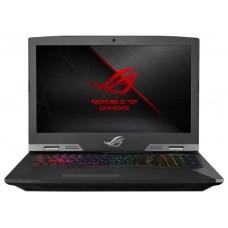Ноутбук Asus G703GX-E5088T i7-8750H (2.2)/32G/1T+512G SSD/17.3'' FHD AG IPS 144Hz/NV RTX2080 8G/noODD/Win10 Titanium. Metal + мышь 90NR01B1-M01600